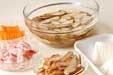 コロコロ小芋の豚汁の下準備4
