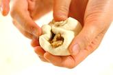 ホットック風豆腐入り焼き餅の作り方2