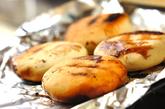 ホットック風豆腐入り焼き餅の作り方3
