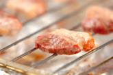 豚バラ肉のシンプル塩焼きの作り方1