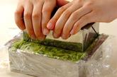 サバ缶押し寿司の作り方4