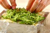 サバ缶押し寿司の作り方3