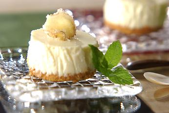 ジンジャーレアヨーグルトケーキ