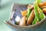 シシトウの炒め物