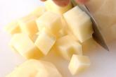 野菜のスープ煮の下準備2