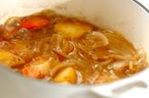 豚肉カレーの作り方4