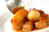 豚バラ肉のオージュ谷風の作り方8