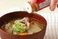 豚汁の作り方3