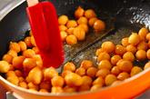 ハチミツ風味のドーナツの作り方4