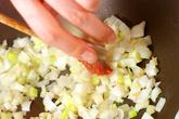 エビ香味炒め 揚げ皮添えの作り方2