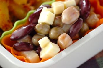 豆まめサラダ