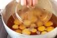 サツマイモの田舎煮の作り方2