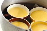 マグカップで蒸しプリンの作り方4