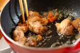 鶏の明太子バター焼きの作り方3