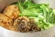 がんもと青菜の煮物の作り方2