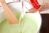 エンドウの香りポタージュの作り方3
