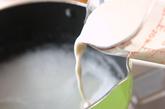 豆乳カン・抹茶ソースの作り方2