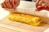 卵のウインナー巻きの作り方3