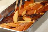 ふんわりパンケーキのフレンチトーストの作り方5