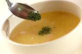 ベーコン入りコーンスープの作り方2