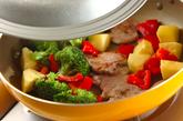 豚肉とパイナップルの炒め物の作り方2