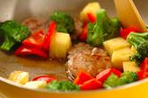 豚肉とパイナップルの炒め物の作り方3