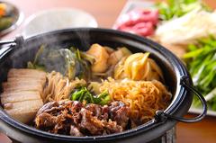 E・レシピ風牛すき焼き