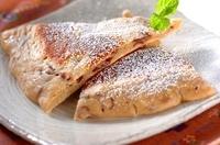 小豆パンケーキ