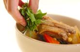 手羽中と大根の煮物の作り方4