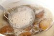 干しシイタケの含め煮の作り方2