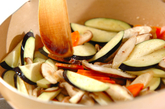 色々野菜のチーズ炒めの作り方1