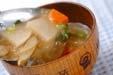 根菜のみそ汁の作り方3
