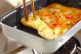 アサリ入り卵焼きの作り方1