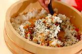 根菜入りいなり寿司の作り方4