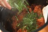 トマトライスの作り方2