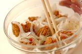 鶏唐の甘酢玉ネギ和えの作り方2