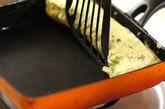 切干し大根入り卵焼きの作り方3