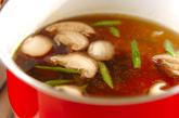 白身魚の中華スープの作り方2
