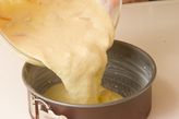 リンゴの簡単ケーキの作り方4