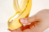 ココナッツ焼きバナナの下準備1