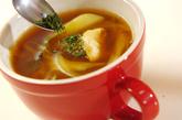 タラと野菜のカレースープの作り方2