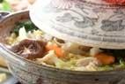 白菜と豚肉のみそ鍋の作り方5
