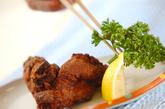 鶏のラクチン唐揚げの作り方2