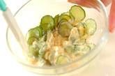 数の子入りポテトサラダの作り方2