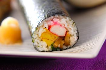 節分巻き寿司(恵方巻き)