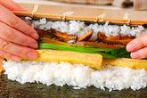 節分巻き寿司(恵方巻き)の作り方7
