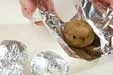 明太ベイクドポテトの作り方1