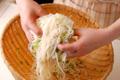 ピータン素麺の作り方1
