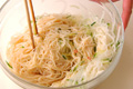 ピータン素麺の作り方2