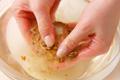 ピータン素麺の下準備1